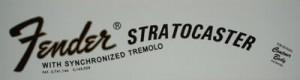 Strat 68 - 71 new 2007